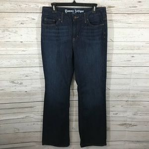 Women's Tommy Hilfiger Jeans boot cut mid rise